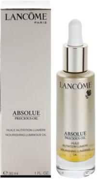 Lancome Absolue Precious ulei hranitor pentru un aspect intinerit 1