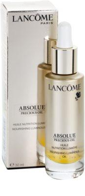 Lancome Absolue Precious ulei hranitor pentru un aspect intinerit 2