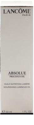 Lancome Absolue Precious ulei hranitor pentru un aspect intinerit 3