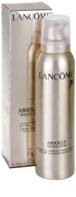 Lancome Absolue Precious Pure очищаюча пінка 1