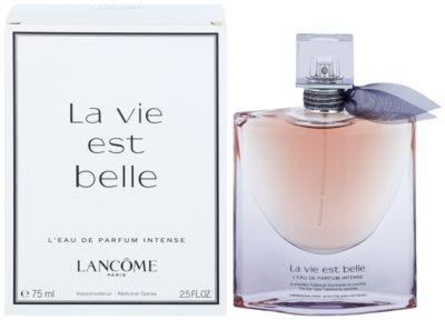 Lancome La Vie Est Belle Intense Eau De Parfum tester pentru femei