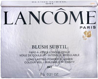 Lancome Blush Subtil blush 2