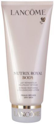 Lancome Complementary Body Care leche corporal renovadora para pieles secas