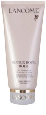 Lancome Complementary Body Care obnovující tělové mléko pro suchou pokožku
