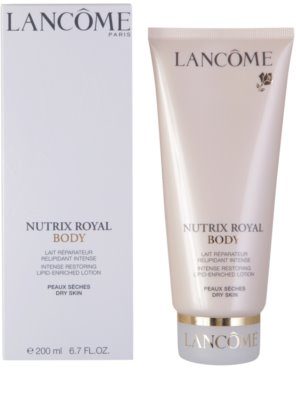 Lancome Complementary Body Care leche corporal renovadora para pieles secas 1