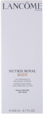 Lancome Complementary Body Care leche corporal renovadora para pieles secas 2