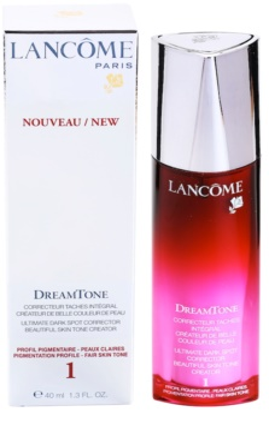 Lancome DreamTone сироватка для рівного тону шкіри 2