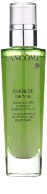 Lancome Énergie De Vie tratamiento iluminador y alisador para pieles cansadas