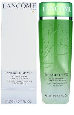 Lancome Énergie De Vie tónico suavizante para pele cansada 1