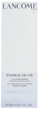 Lancome Énergie De Vie tonic pentru netezire pentru ten obosit 2