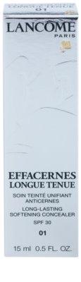 Lancome Effacernes Longue Tenue corretor de olhos SPF 30 2
