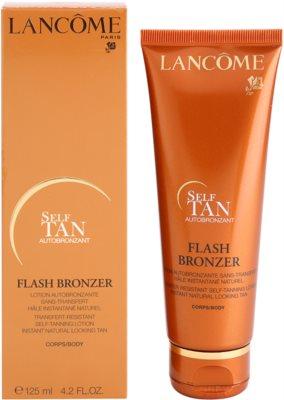 Lancome Flash Bronzer Körper Selbstbräunungscreme 2