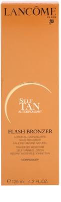 Lancome Flash Bronzer Körper Selbstbräunungscreme 3