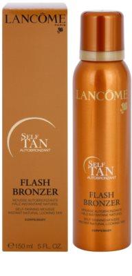Lancome Flash Bronzer Selbstbräunungsschaum für den Körper 2