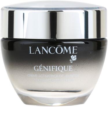 Lancome Genifique дневен подмладяващ крем  за всички типове кожа на лицето