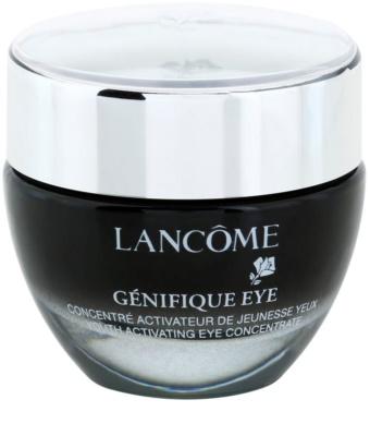 Lancome Genifique crema rejuvenecedora para contorno de ojos  para todo tipo de pieles