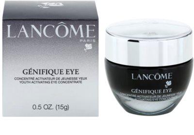 Lancome Genifique fiatalító szemkörnyékápoló krém minden bőrtípusra 2
