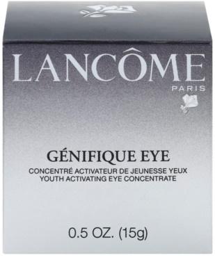 Lancome Genifique fiatalító szemkörnyékápoló krém minden bőrtípusra 3