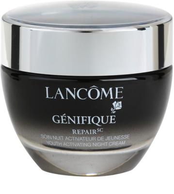 Lancome Genifique crema de noapte pentru reintinerire pentru toate tipurile de ten