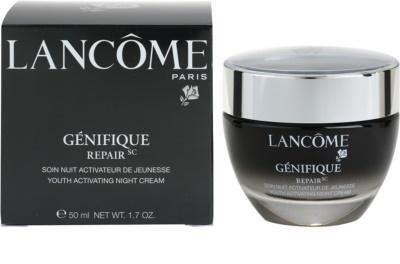 Lancome Genifique Anti-Aging Nachtcreme für alle Hauttypen 3