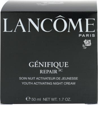 Lancome Genifique Anti-Aging Nachtcreme für alle Hauttypen 4