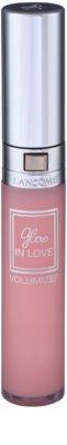 Lancome Gloss In Love transparentny błyszczyk do zwiększenia objętości