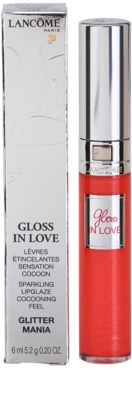 Lancome Gloss In Love vlažilni sijaj za ustnice 2