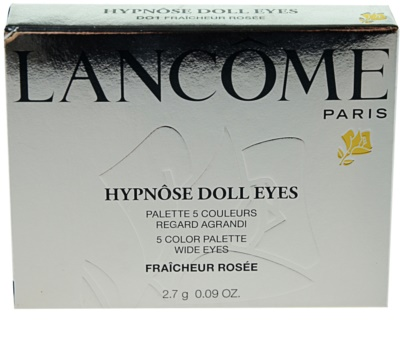 Lancome Hypnose Doll Eyes sombras 2