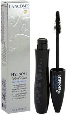 Lancome Hypnose Doll Eyes mascara waterproof 1