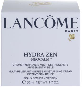 Lancome Hydra Zen Neocalm feuchtigkeitsspendende Anti-Stresscreme für trockene Haut 3