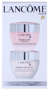 Lancome Hydra Zen Neocalm lote cosmético I.