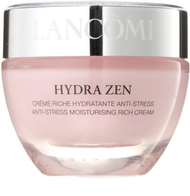 Lancome Hydra Zen bogaty krem nawilżający do skóry suchej