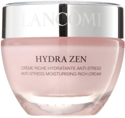 Lancome Hydra Zen богат хидратиращ крем за суха кожа