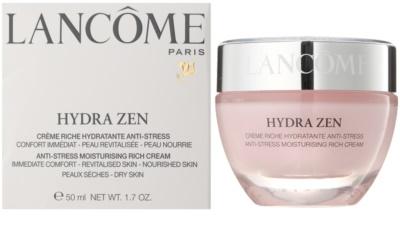 Lancome Hydra Zen богат хидратиращ крем за суха кожа 1