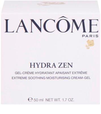 Lancome Hydra Zen gel-crema hidratante para calmar la piel 4