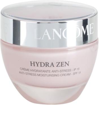 Lancome Hydra Zen nappali hidratáló krém az érzékeny arcbőrre