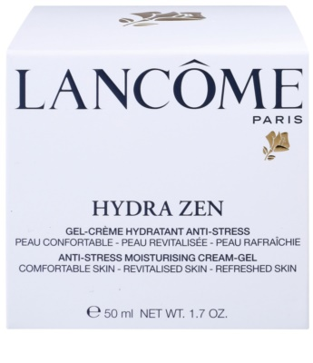 Lancome Hydra Zen nawilżający krem na dzień do skóry mieszanej 3