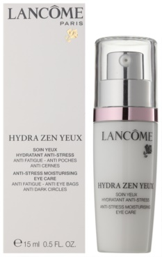 Lancome Hydra Zen gel de contorno de olhos anti-inchaço 2