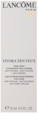 Lancome Hydra Zen gel de contorno de olhos anti-inchaço 3