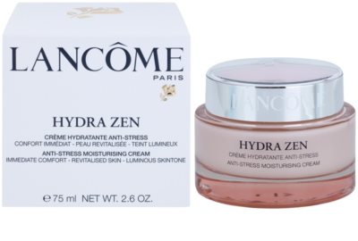 Lancome Hydra Zen crema hidratante para pieles secas 2