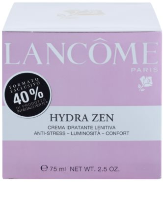 Lancome Hydra Zen crema hidratante para pieles secas 3