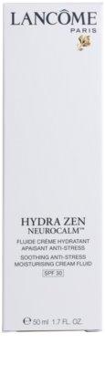 Lancome Hydra Zen fluido para pele sensível 4