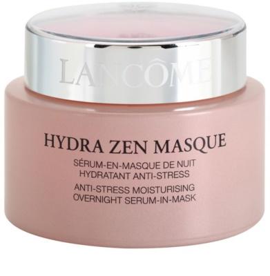 Lancome Hydra Zen masca de noapte hidratanta anti stres cu efect de ser