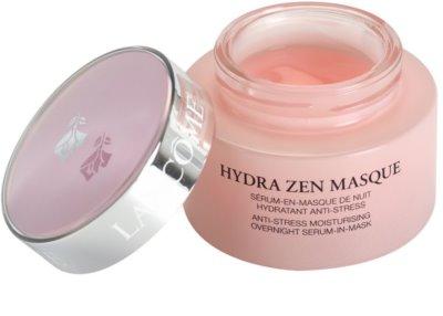 Lancome Hydra Zen антистрес нощна маска с ефект на серум за лице 1