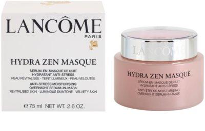 Lancome Hydra Zen антистрес нощна маска с ефект на серум за лице 2