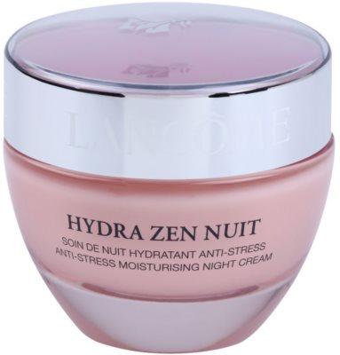 Lancome Hydra Zen crema de noche regeneradora  apto para pieles sensibles
