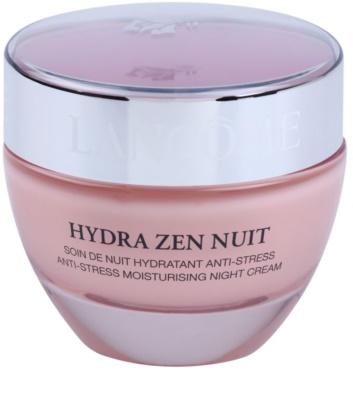 Lancome Hydra Zen crema regeneratoare de noapte pentru toate tipurile de ten, inclusiv piele sensibila