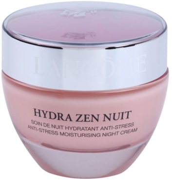 Lancome Hydra Zen éjszakai regeneráló krém minden bőrtípusra, beleértve az érzékeny bőrt is