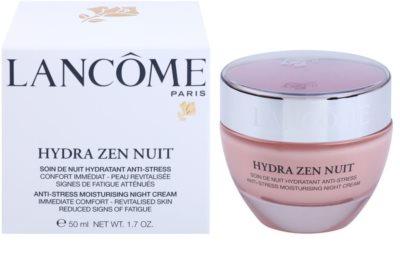 Lancome Hydra Zen regenerierende Nachtcreme für alle Hauttypen, selbst für empfindliche Haut 2