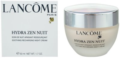 Lancome Hydra Zen crema de noche calmante 1